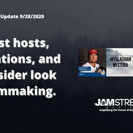 Jam Street Media Weekly Update