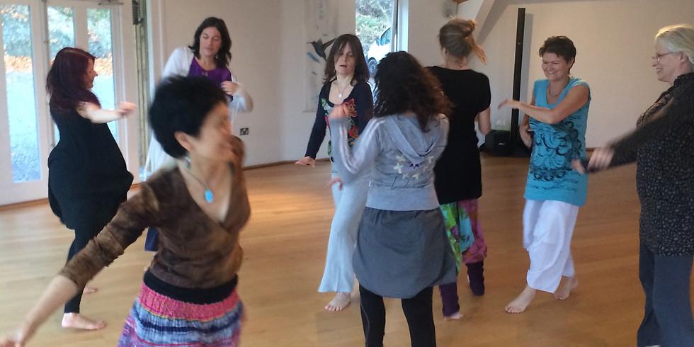 Tanze und fühl dich LEBENDIG (1)
