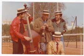 Joel Grego, Juliano, Alain Mannouk, Roger Menillo