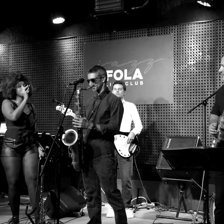FONKAMARS - Funk & only Funk
