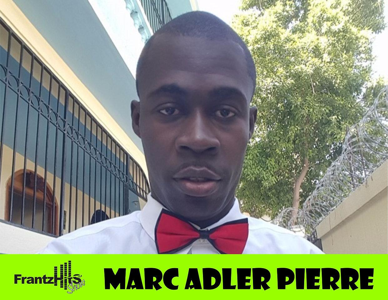 Marc Adler Pierre