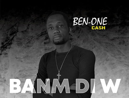 Ben One Cash Artwork