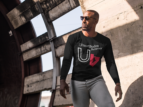"Unorthodox ""UB"" Believer Long Sleeve"