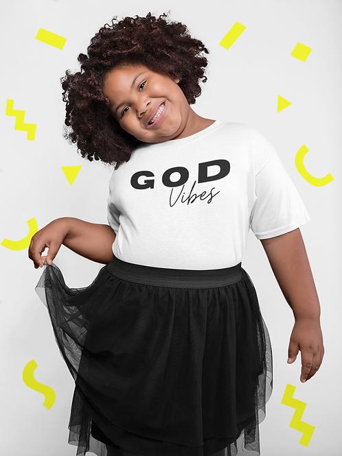 Youth God Vibes Tee