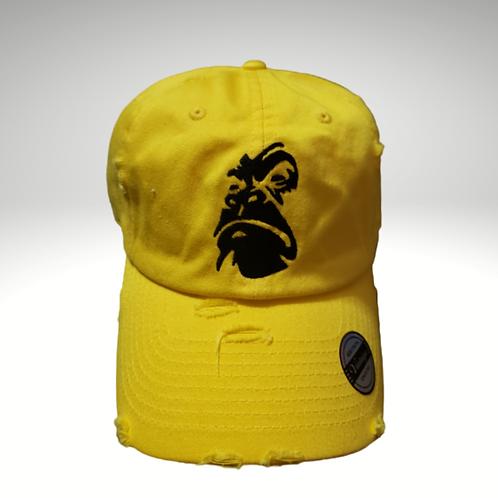 Gorilla Faith Distressed Caps