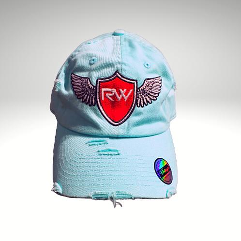 Righteous Warrior Distressed Cap™ Distressed Caps
