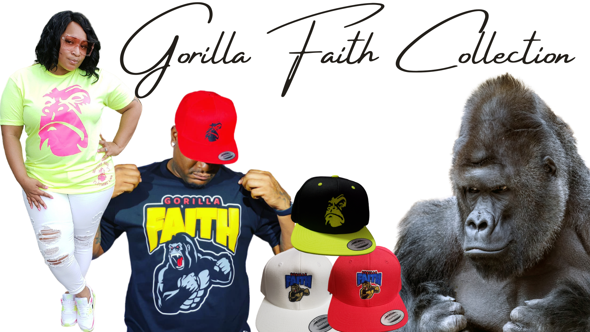 Gorilla Faith Banner (1)