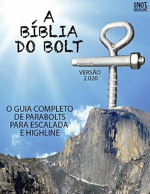 Bolt Bible 2020 Half Dome Cover PORTUGUE