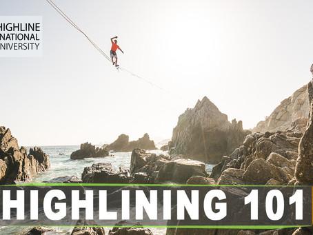 Highlining 101