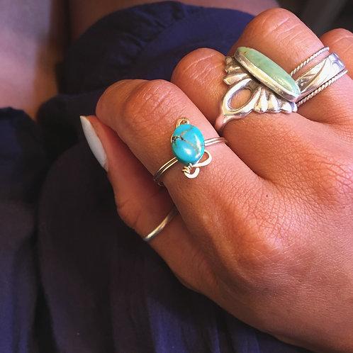 Selene Ring- Gold