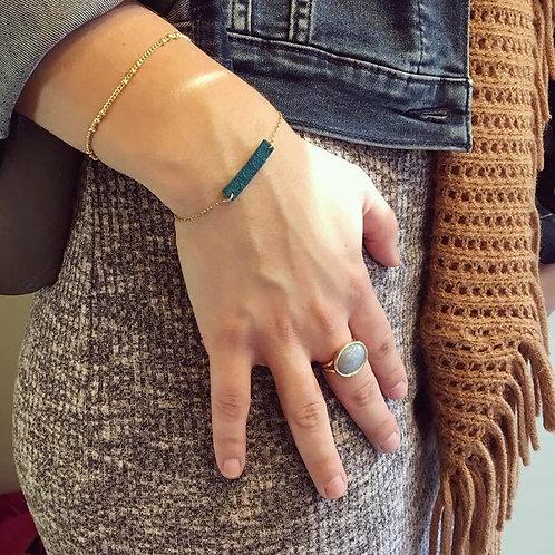 Rhea Bracelet- Gold