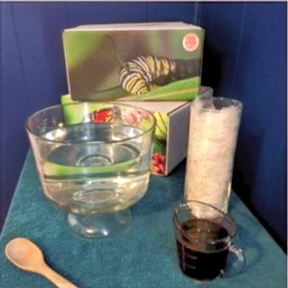 Milkweed Science Kit