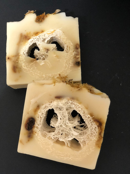 Gardner's Soap -Luffa -Vit E - Calendula
