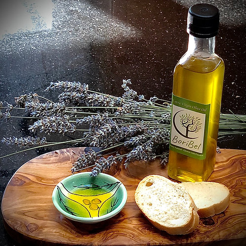Small 250 Ml - 1st press - unfiltered Extra Virgin Olive Oil