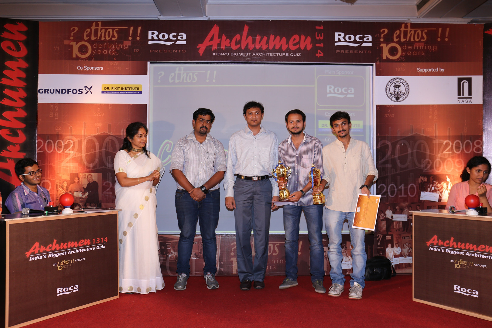 Archumen 1314 Second Runners-up - Rahul