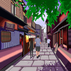 Pixel Street