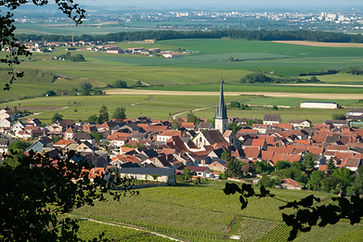village Chamery,