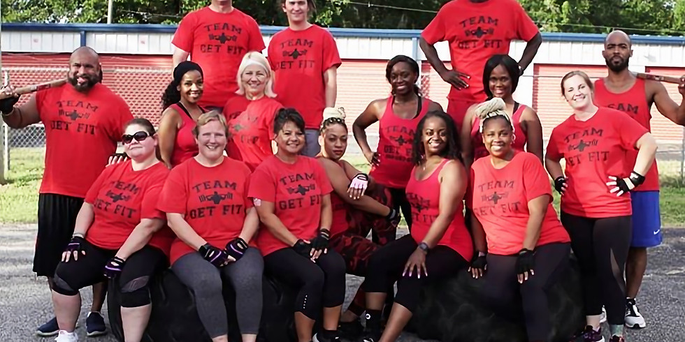 Get Fit Fitness  5 yr Anniversary & Client's Appreciation
