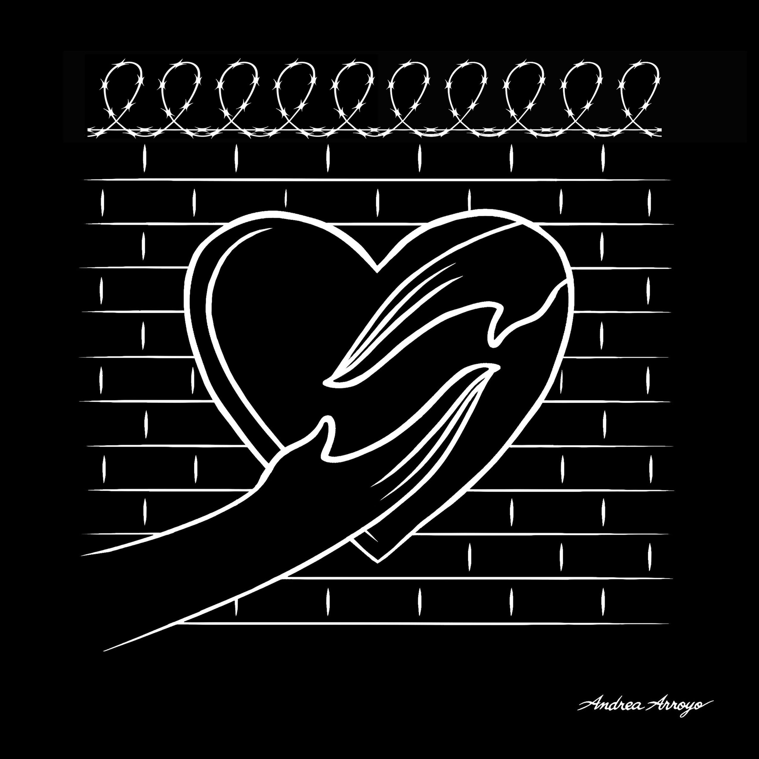Love will break through walls