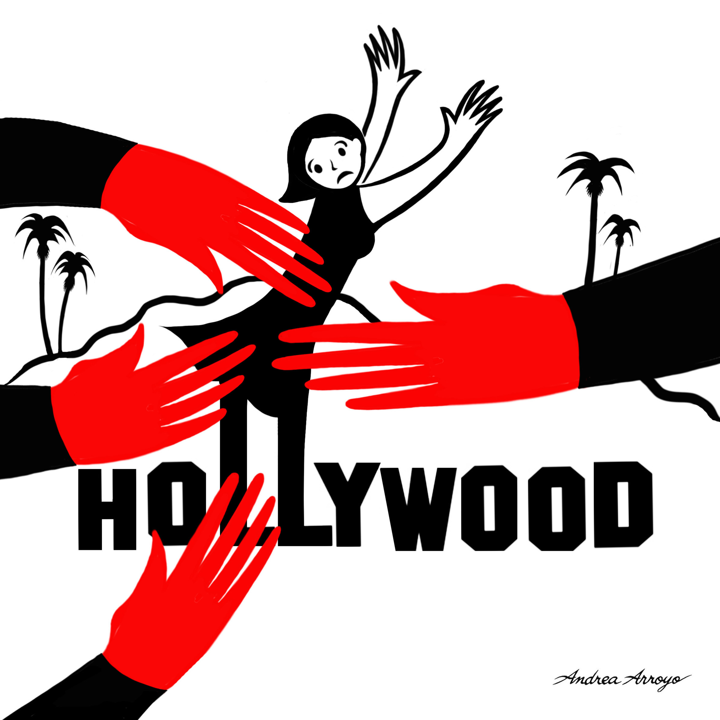 Hollywood's Sexual Violence