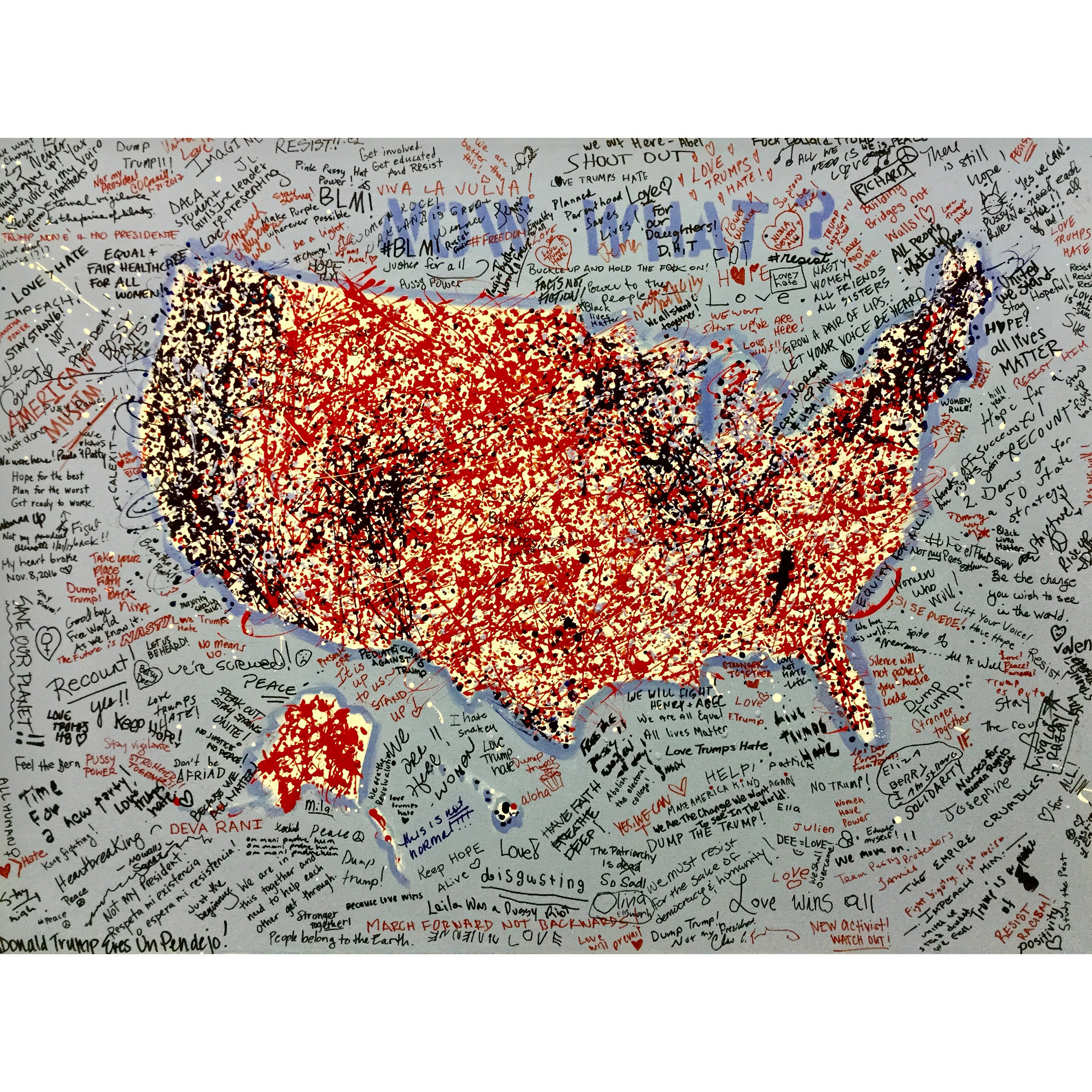 WwwunnaturalelectioncomArtwork - Electoral map can you hear us now