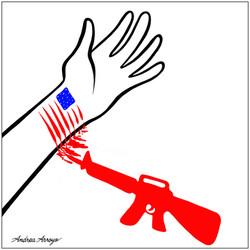 America Killing Itself