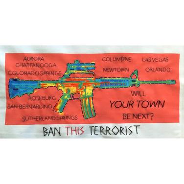 """Ban This Terrorist"""