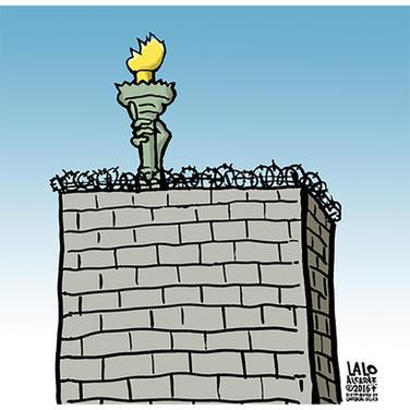 Liberty Wall
