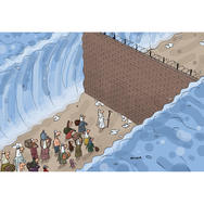 Moses and the Refugees