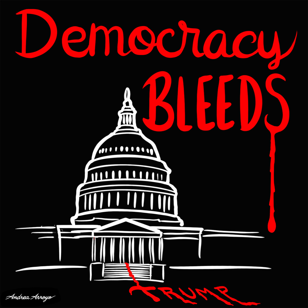 Democracy Bleeds