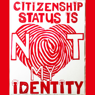Citizen Status Is NOT My Identity