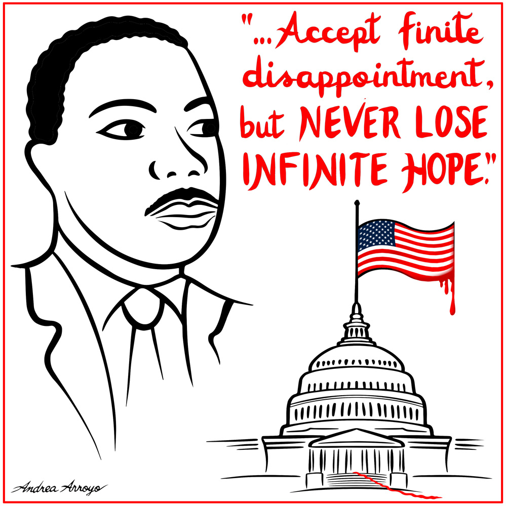 Dr King's Wisdom