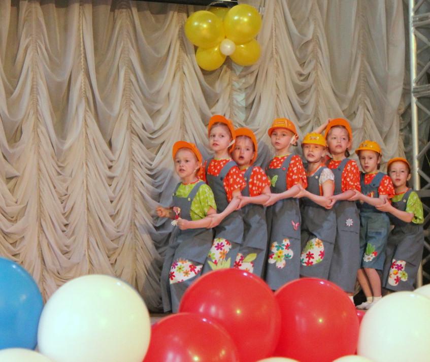 Танцевальный коллектив АС-симметрия