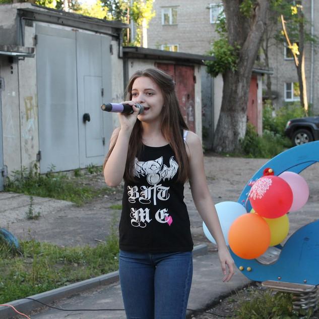 Виктория Мужжакова