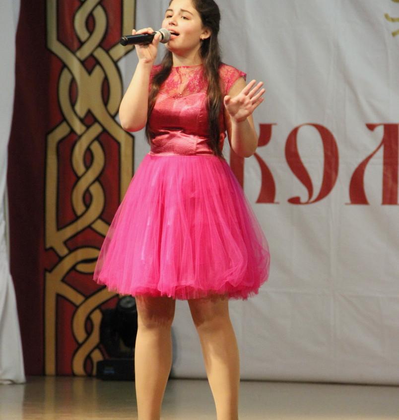 Колмакова Аня - Гран-при