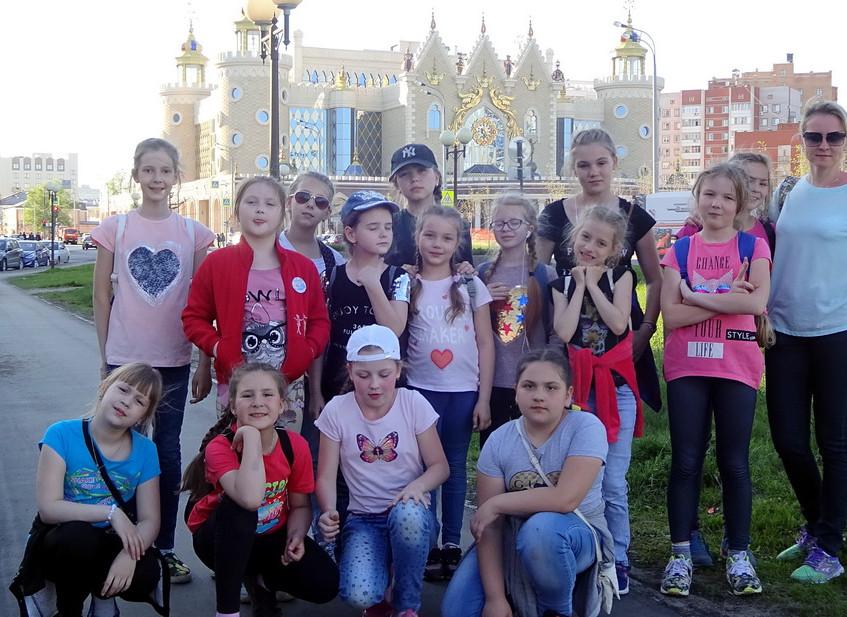 Театр кукол. Казань