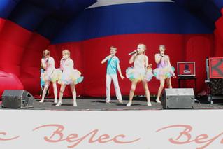 «Акварельки» на фестивале «Велесенок» на Владимирской земле
