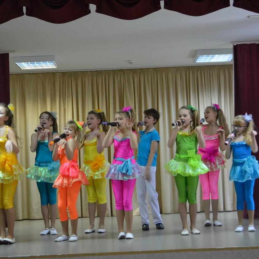 """Группа """"Солнечный дождь"""""""