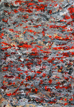 Sound of water, red song