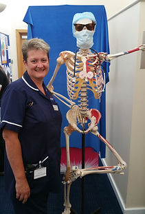 Kate clinical skills. Recruitment event