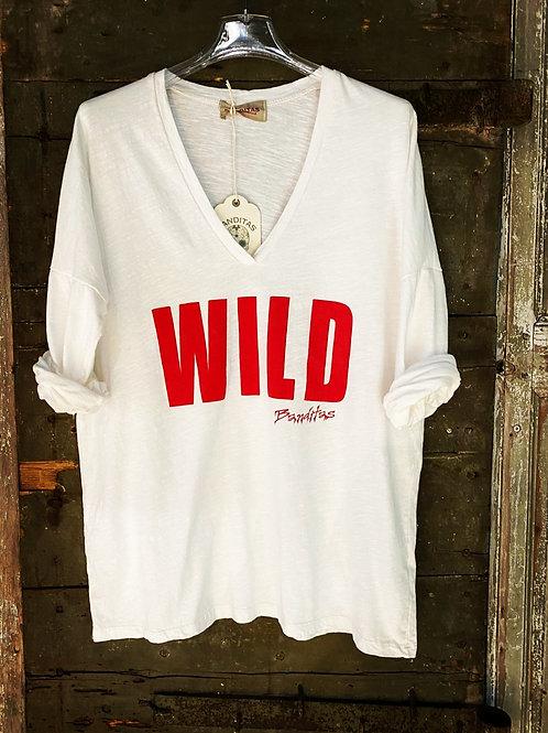 T-shirt Wild Banditas