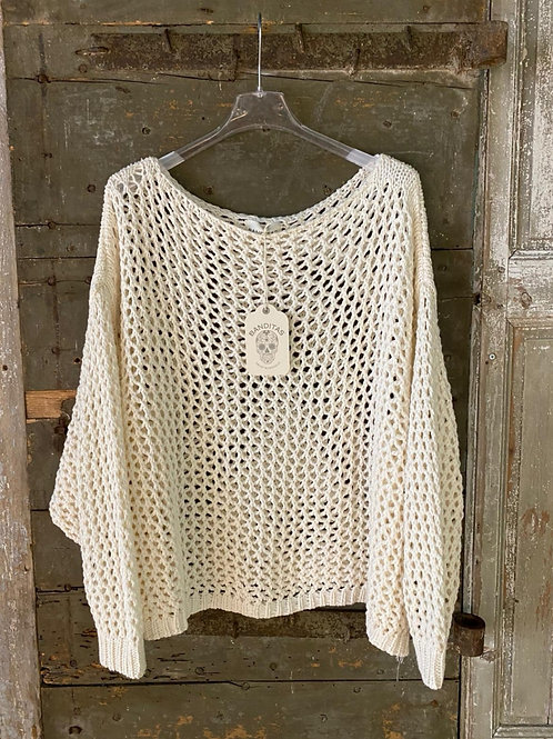 Pull maille Banditas