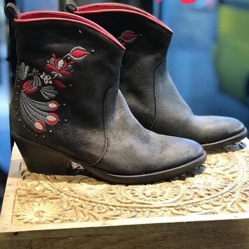 Boots Ovyé cuir