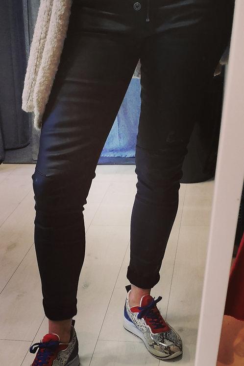 Pantalon huilé