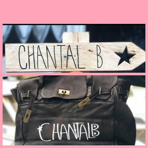 Sac Chantal B cuir