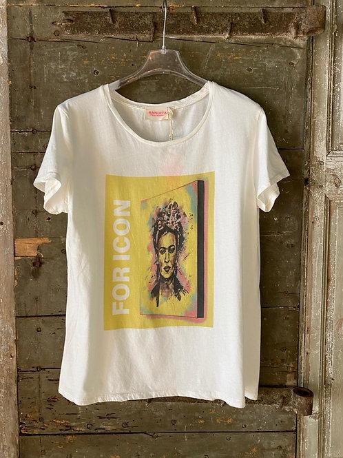 T-shirt Frida Kahlo Banditas