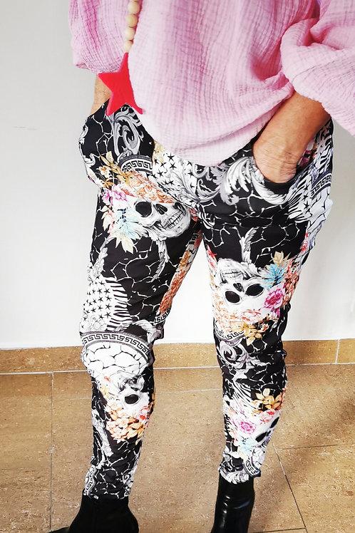 Pantalon Skull