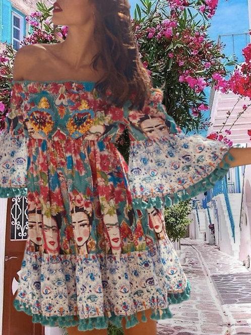 Robe Frida Kahlo