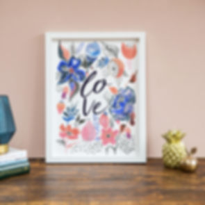LOVE - Blue Fruit floral-mock up.jpg