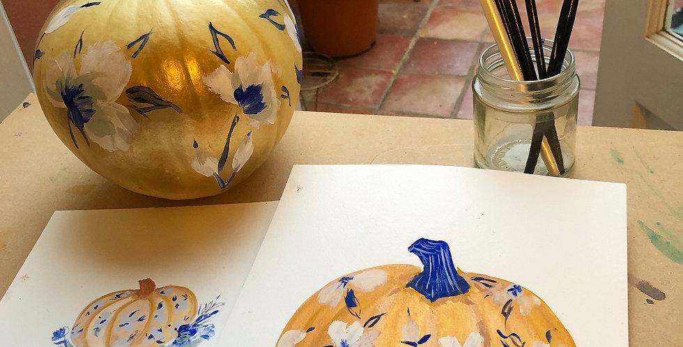 Live Paint Along - 11am 16th Oct